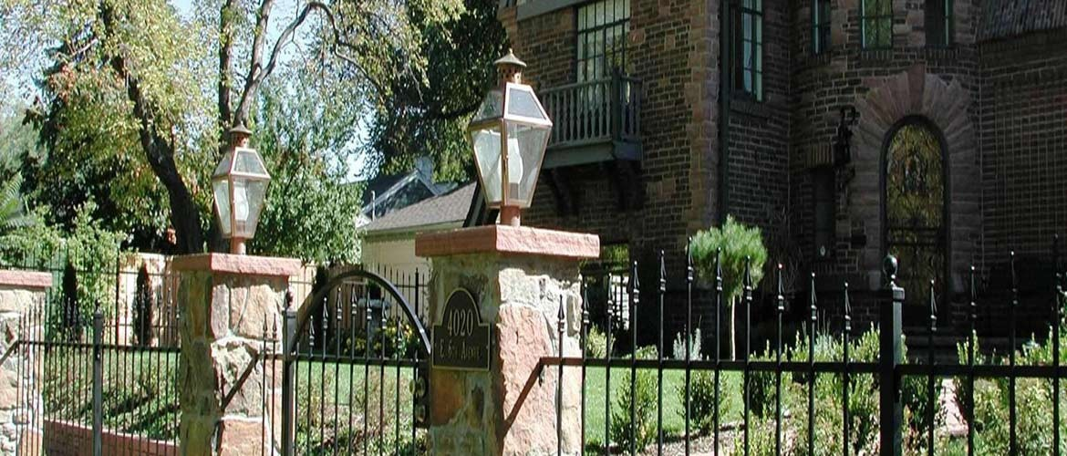 Designs in Ornamental Iron, Iron & Crystal, Wood Stained Glass Windows Edward's Fine Iron & Design